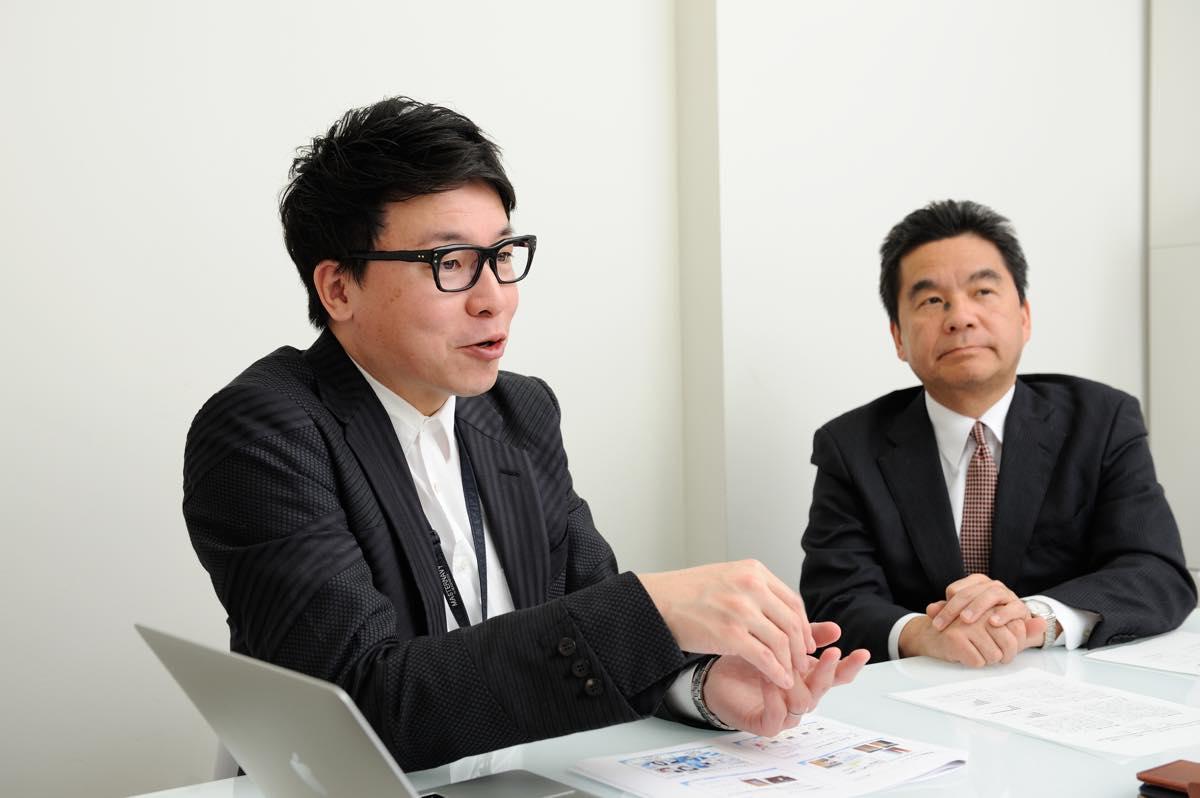 柴田先生と末繁講師