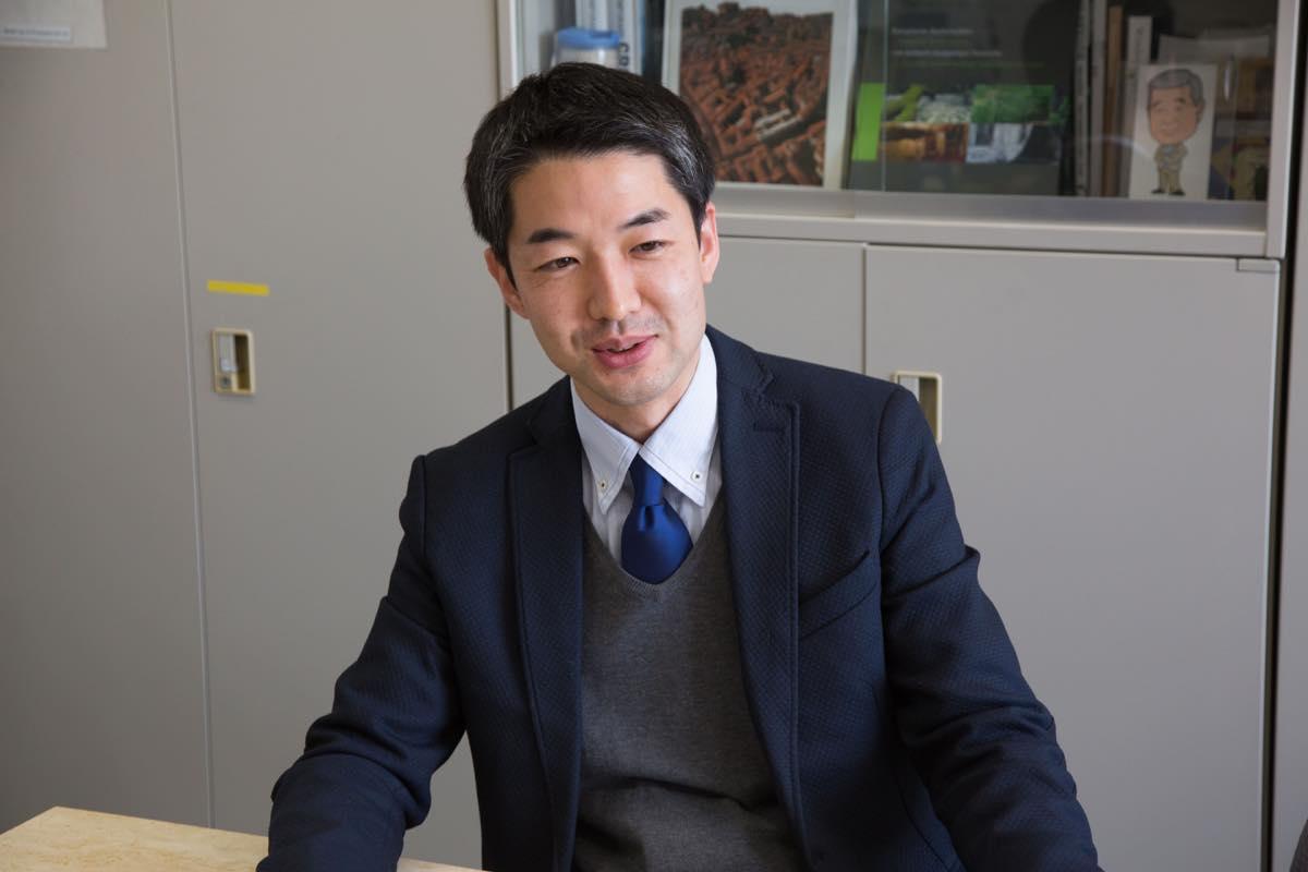 横田樹広准教授