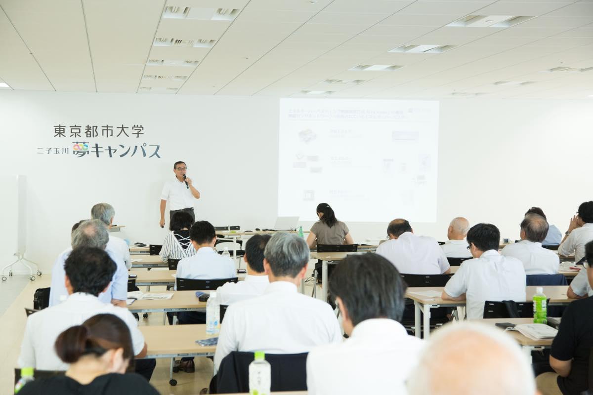 EnOcean Alliance アジア地区担当副会長 板垣一美氏