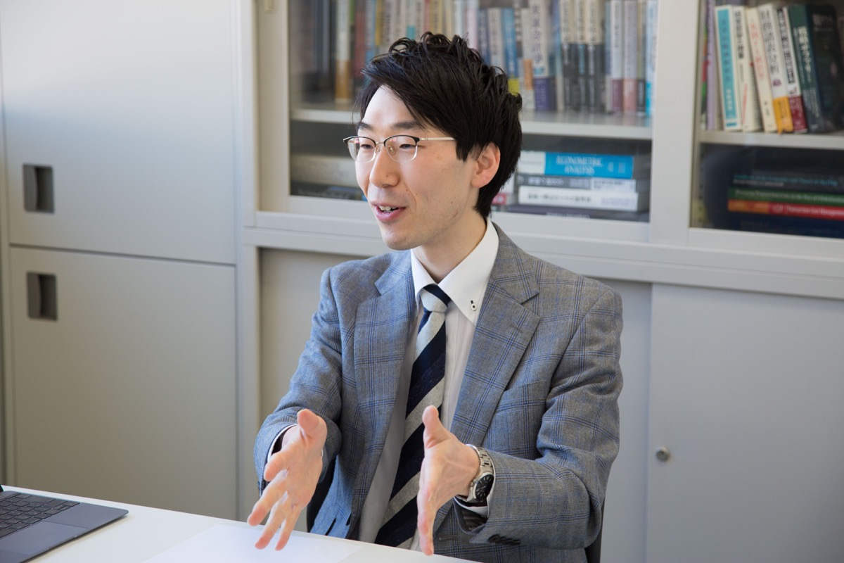 橋本倫明講師