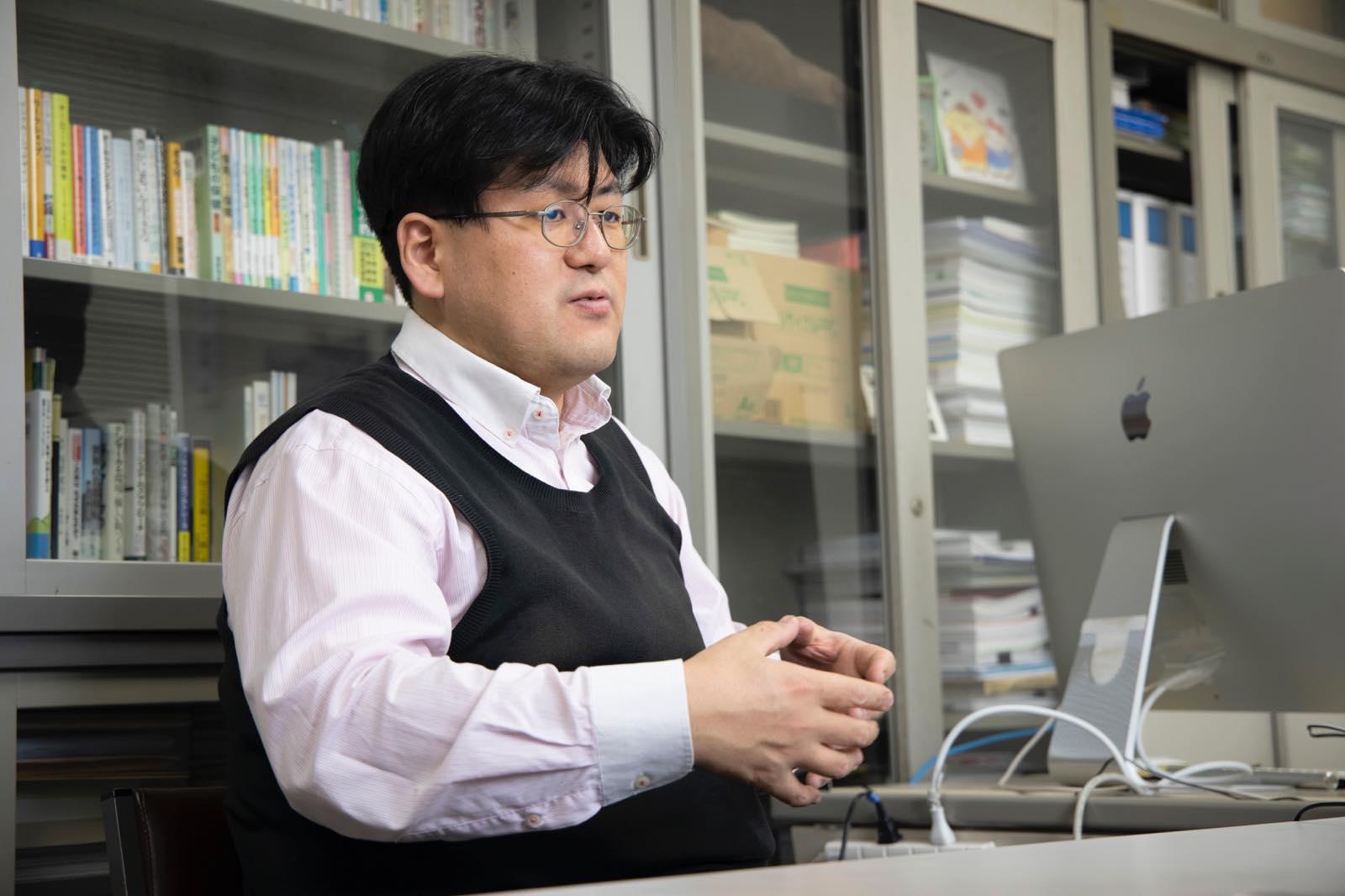 西山 敏樹 准教授