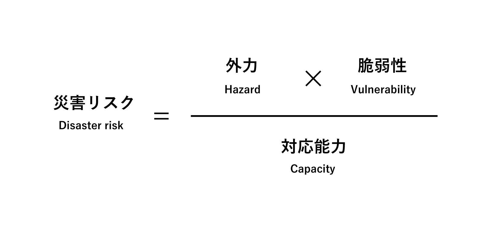 災害リスク図